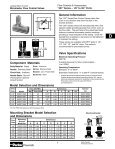 WACC-01 Flow Controls & Accessories - Watts Fluid Air - Page 4