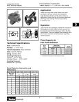 WACC-01 Flow Controls & Accessories - Watts Fluid Air - Page 6