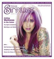 The Spirit of Esthetics - Stylist and Salon Newspapers