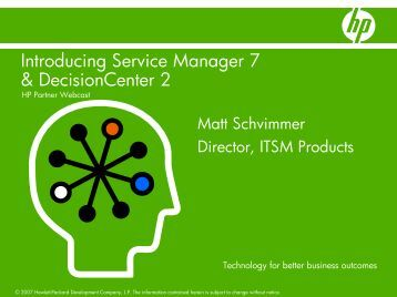 Service Manager 7.0