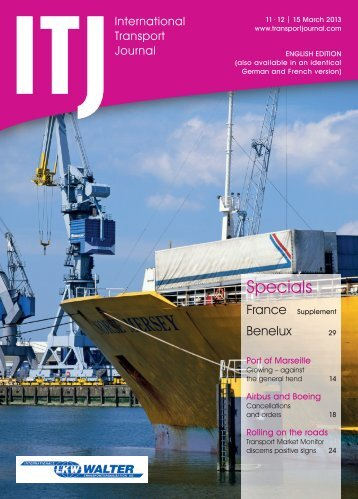 Specials - ITJ | Transport Journal