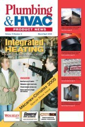 performance - Plumbing & HVAC