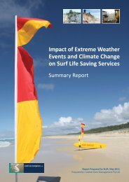 Summary - Surf Life Saving Australia