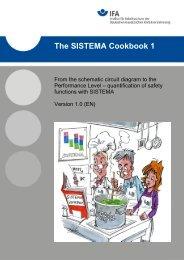 The SISTEMA Cookbook 1 - DGUV