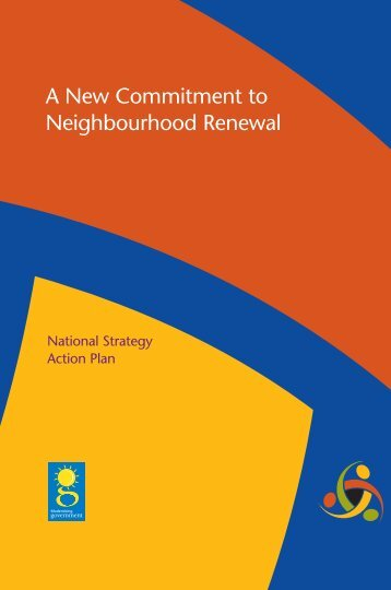A New Commitment to Neighbourhood Renewal - University of Bristol