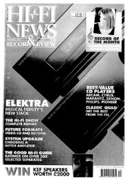Quad ESL 57 Hi Fi News Dec 1994 - meridian-audio[.info]