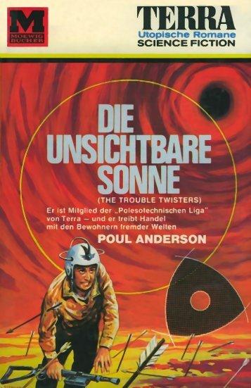 TTB 124 - Anderson, Poul - Die unsichtbare Sonne