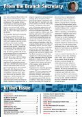 Rail and Road March 2013 - Rail, Tram and Bus Union of NSW - Page 3