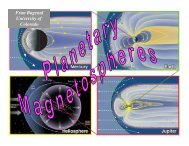 Comparative magnetospheres: planets and their satellites