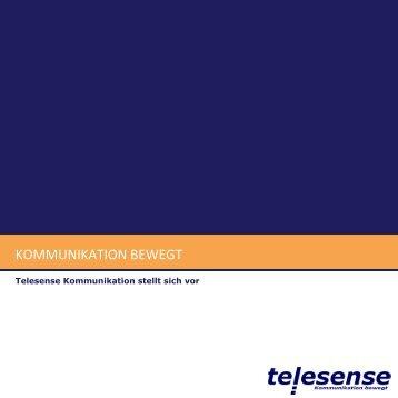 Verkauft! - Telesense Kommunikation GmbH