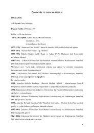 Anış Arıboğan Doğum Tarihi: 13 Nisan, 1960 Eğitim ve Hizmet d