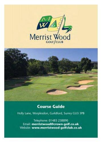 Merrist Wood GC NEW Guide MX