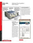 Multimeter/Data Acquisition/ Switch Systems - Master-tool - Page 3