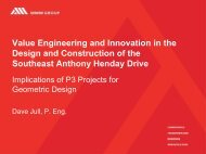 MMM Group PowerPoint Template (Red) - SCAV/CSVA