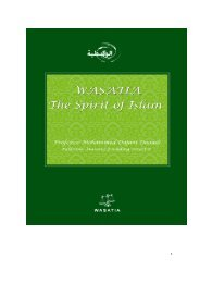 English translation of the WASATIA book