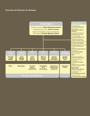 Estructura de Dirección286 KB - Abengoa