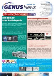 Download this issue as a PDF - The Microfilm Shop