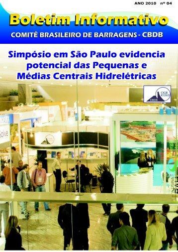 78ª Reunião Anual do ICOLD - Comitê Brasileiro de Barragens