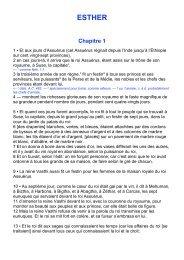 ESTHER Chapitre 1 - Laurent Remise