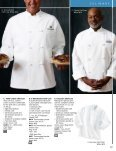 The perfect recipe. A touch of Chef Designs - VF Imagewear - Page 7