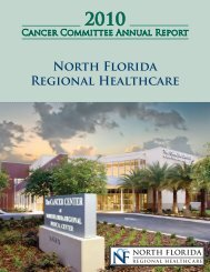 North Florida Regional Healthcare - North Florida Regional Medical ...