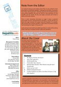 BLOOD & ORGAN DONATION - HepatitisWA - Page 2