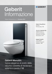 Geberit Informazione