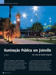 Iluminação Pública em Joinville - Lume Arquitetura
