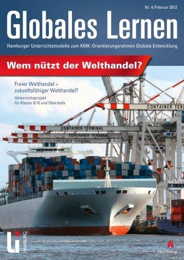 Wem nützt der Welthandel? - Landesinstitut für Lehrerbildung und ...