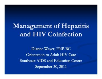 Hepatitis B - seatec - Emory University