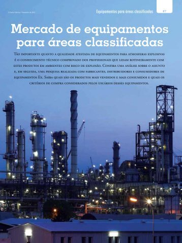Ex - Revista O Setor Elétrico