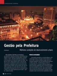Gestão pela Prefeitura - Lume Arquitetura