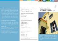 Broschüre Energieförderung SG (pdf-file   580 kb) - Buchs Marketing