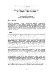 Artikkeli (pdf, 51 kt) - Maanmittaustieteiden Seura