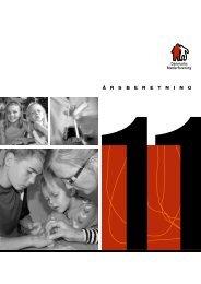 Årsberetning 2011 - Danmarks Bløderforening.