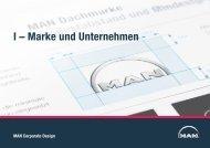 I – Marke und Unternehmen - MAN Brand Portal