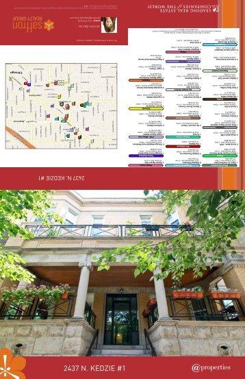 2437 N. Kedzie #1 - Properties