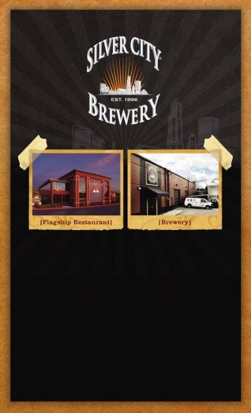 Page 1 EST. 1996 {Brewery} {Flagship Restaurant} Page 2 Entrée ...
