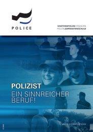 POLIZIST EIN SINNREICHER BERUF!