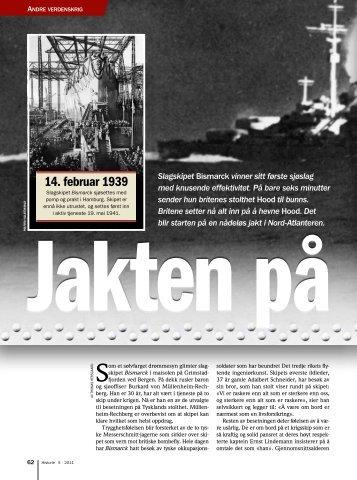14. februar 1939 - Historie