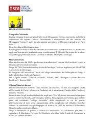 consulta le biografie - pdf - TSM