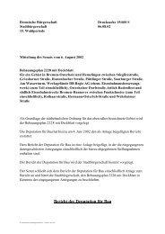 Drs. 15-600 S - Bremische Bürgerschaft
