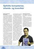 Årsmelding for 2005 - Sjøfartsdirektoratet - Page 6