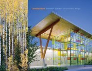 Canadian Wood. Renewable by Nature ... - Naturally:wood