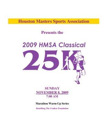Houston Masters Sports Association