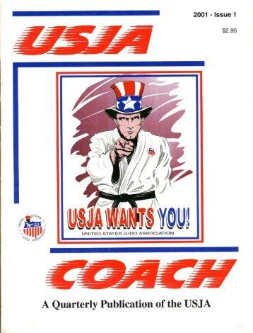 USJA Coach - Judo Information Site