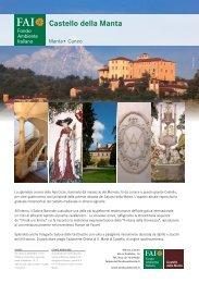 Castello della Manta e la Città di Saluzzo - Fai