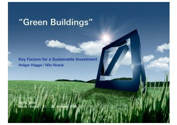 """Green Buildings"""