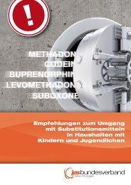Empfehlungen zum Umgang mit Substitutionsmitteln in ... - Jes