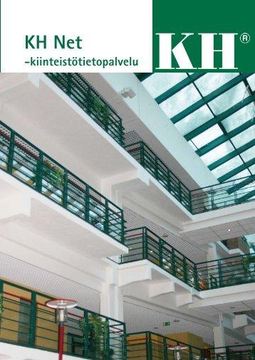 KH Net - Rakennustieto Oy